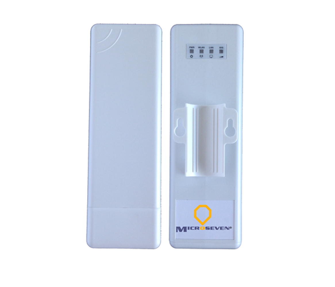 Microseven M7-GN2 802.11 g/n 150 Mbps 1 km range wireless Bridge