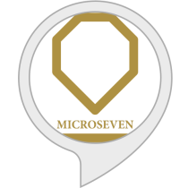 Amazon Certified: Works with Alexa Free to Enable For All Microseven Camera